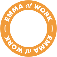 Emma at Work